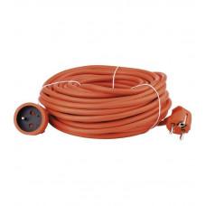 Kabel prodlužovací 40m/250V, oranžová