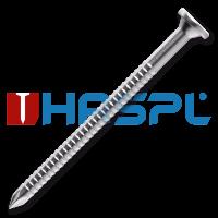 Hašpl Konvexní hřebíky 4,0/4,5 x 40 mm ANKER 12µ modrý zinek - 250 ks