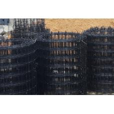 Kompozitní síť 2,2mm (50x50mm), role O,80x30m (24 m2) BFRP čedič.vlákna